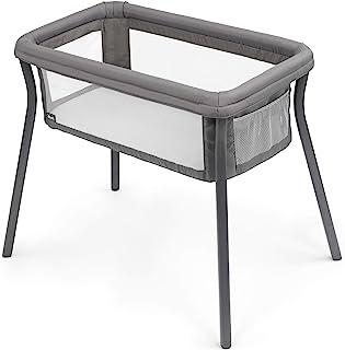 Chicco LullaGo Anywhere Portable Bassinet - Sandstone, Grey