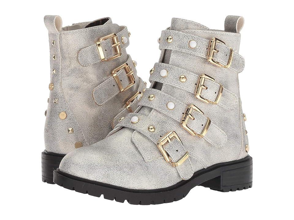 Steve Madden Kids JWilmer (Little Kid/Big Kid) (White) Girls Shoes