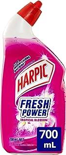 Harpic Fresh Power Liquid Toilet Cleaner Tropical Blossom, 700ml