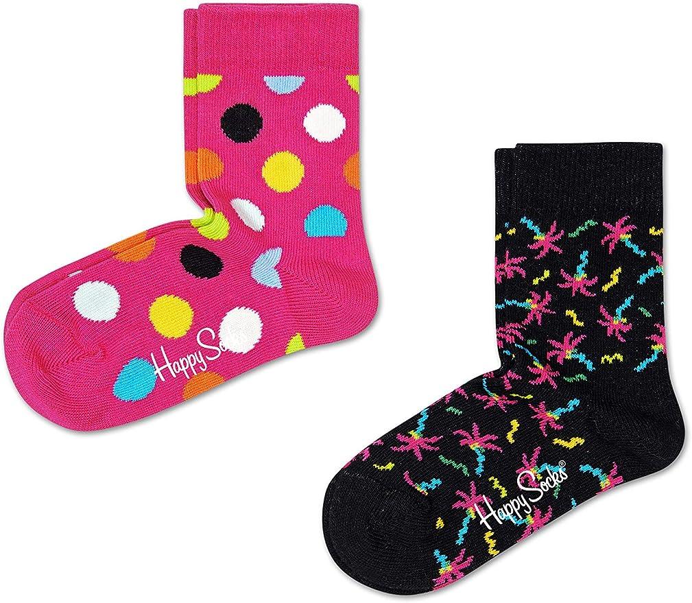 Pack de 2 Happy Socks 2-Pack Parrot Trunks Ba/ñador Multicolour 600 Multicolor XX-Large para Hombre