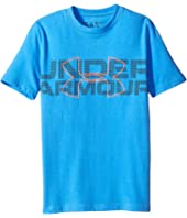 under armour shirts for boys. under armour kids - duo short sleeve tee (big kids) shirts for boys