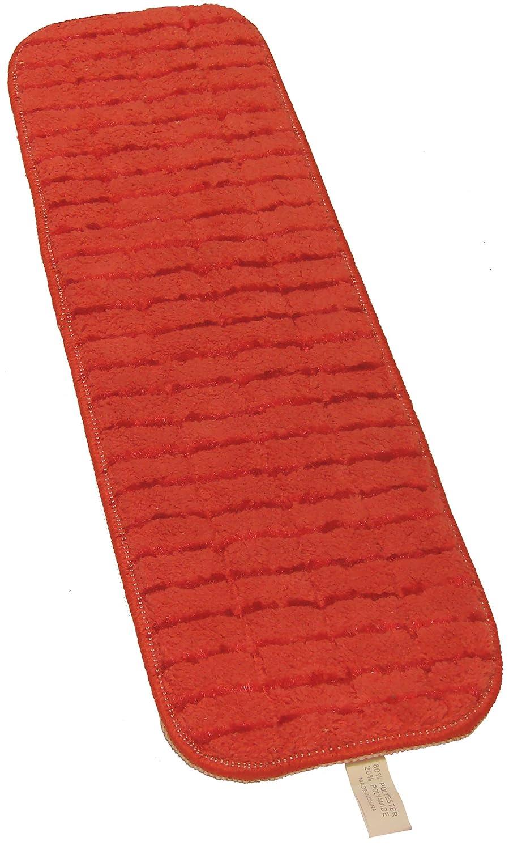 Golden Star ASH18HDBWRS Microfiber Scrubber of Pack Over item handling Wet Mop Pad trust
