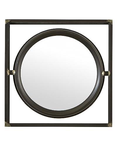 Black Mirror Wall Decor Amazon Com
