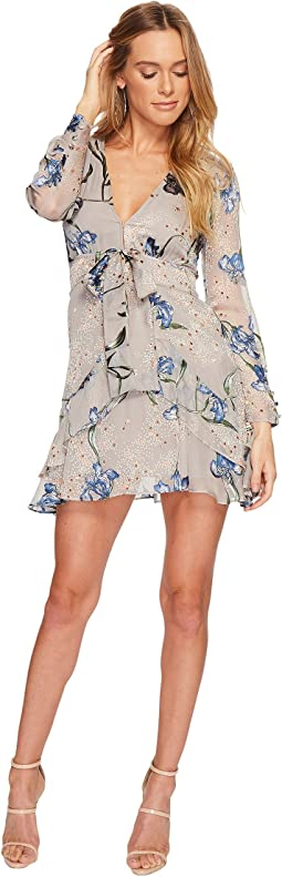 For Love and Lemons - Cleo Floral Party Dress