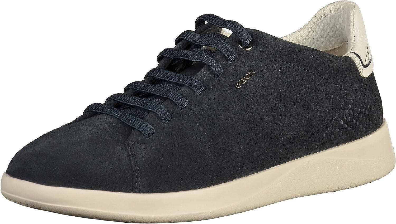 Geox Men's U Kennet B Low-Top Sneakers