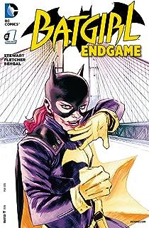 Batgirl: Endgame #1 (Batgirl (2011-2016))