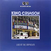 Best king crimson live at the orpheum Reviews