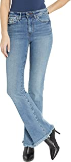 Women's Stiletto High-Rise Bootcut Jeans in Wetherly