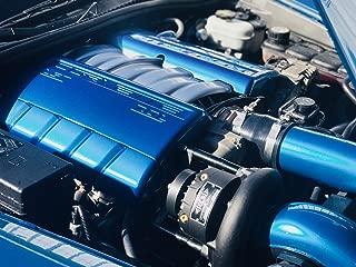 Performance Corvettes C6 Z06 ZO6 Grand Sport LS2 LS3 LS7 Custom Painted Body Color Fuel Rail Engine Covers