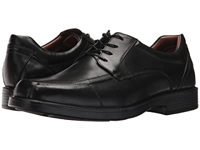 Johnston & Murphy Waterproof XC4(R) Stanton Moc Lace-Up (Black Waterproof Full Grain) Men