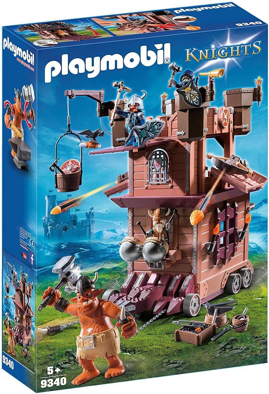 Playmobil 6588 Three Dwarf soldiers NEW