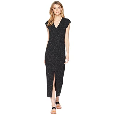 Lilla P Maxi Dress (Black/White 1) Women