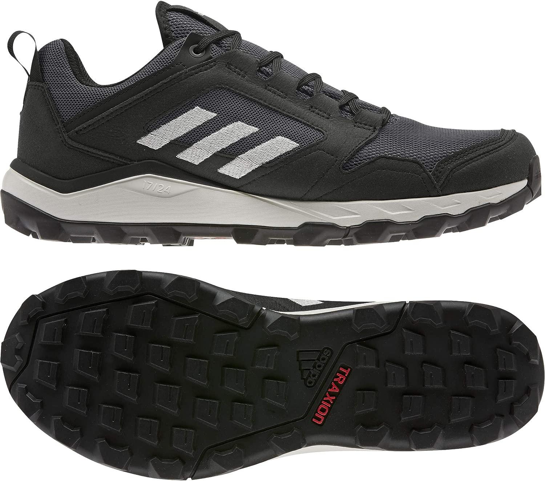 Werbeartikel Adidas Mens 2 3 Turnschuhe, schwarz, EU