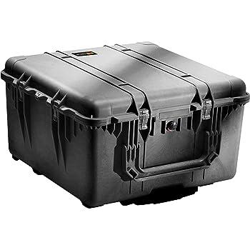 | Pelican Storm iM2875 Case With Foam Dry Box Pelican Products CE IM2875-00001 Waterproof Case Black