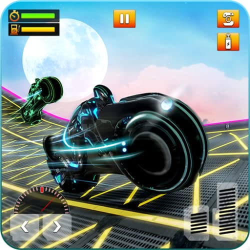 Light Bike Stunt : Motor Bike Racing Games : Lite Bike Moto Race Tracks, Moto Stunt Master & Light Bike Madness : Extreme Bike Stunts : Light Bike Mega Ramp Stunts