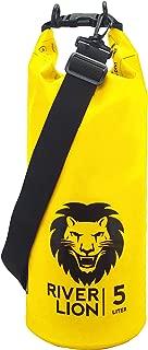 Adventure Lion Premium Waterproof Dry Bags Kayaking, Camping, Boating | 5, 10, 20, 40L