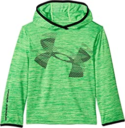UA Logo Twist Hoodie (Little Kids/Big Kids)