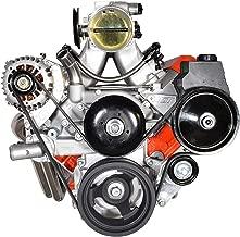 LS Truck Heavy Duty Billet Alternator Bracket Kit LSX 4.8L 5.3L 6.0L Top Driv...