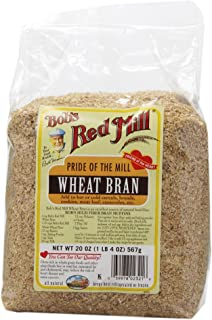 Bob's Red Mill Wheat Bran, 20 oz