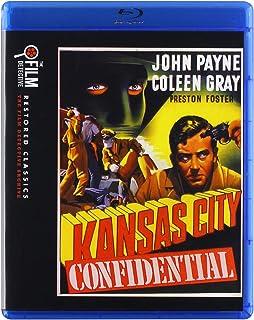Kansas City Confidential [Blu-ray]