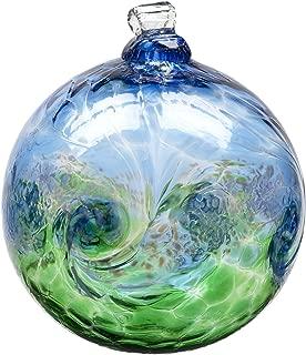 Kitras 6-Inch Van Glow Ball, Blue/Green