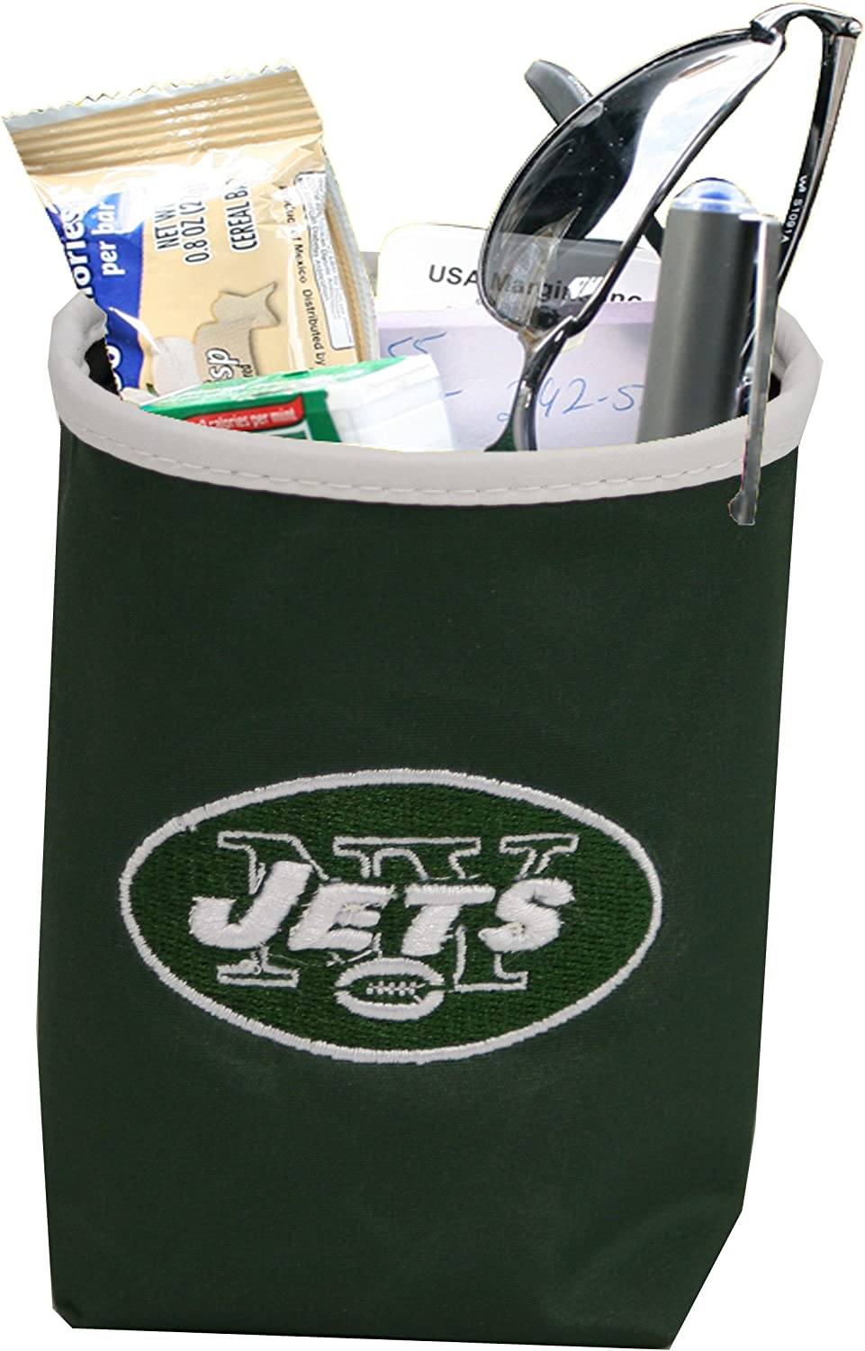 NFL New York Jets Logo Car Pocket Organizer  by Little Earth