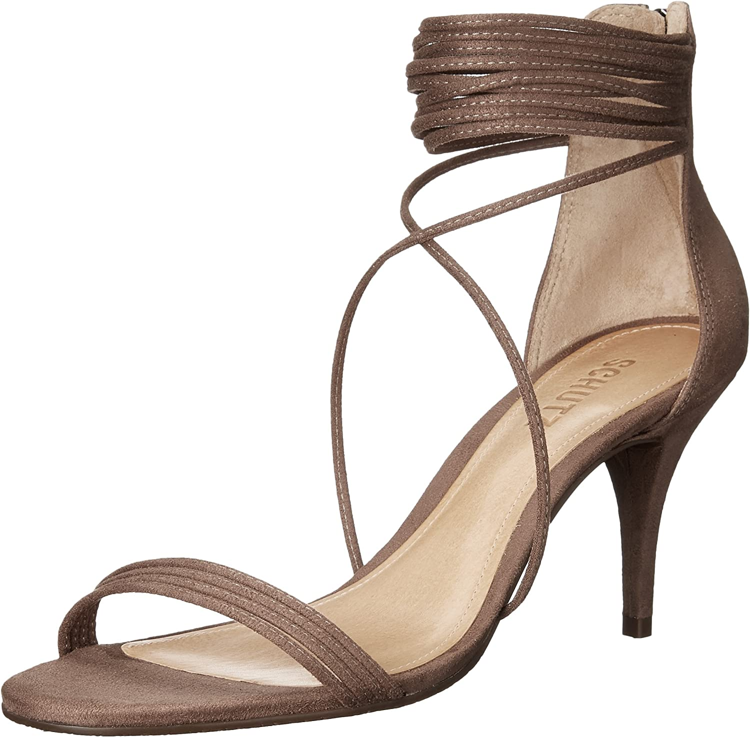 Schutz Womens Violita Dress Sandal