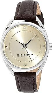 (Renewed) Esprit Analog Gold Dial Womens Watch - ES906552003#CR