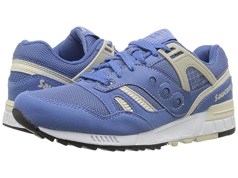 Saucony Originals Grid SD (Light Blue) Men