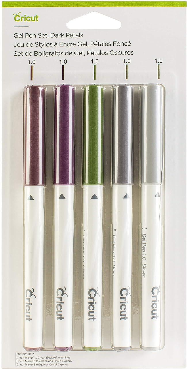 Cricut Gel Pen Set, Dark Petals