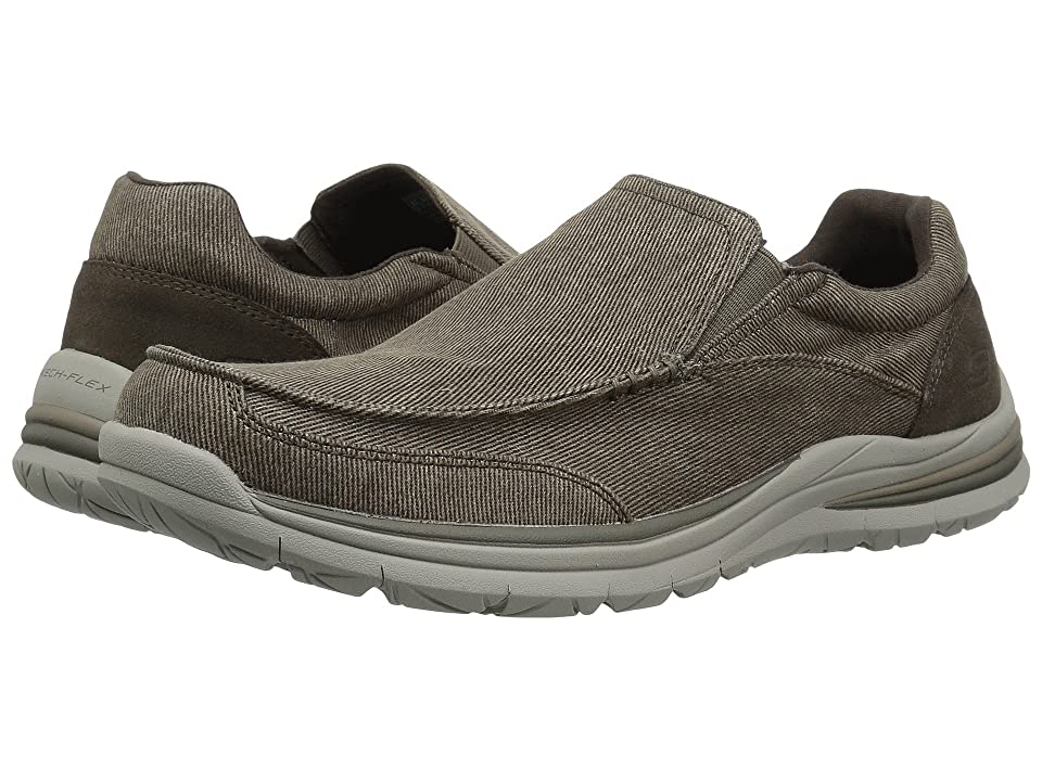 SKECHERS Classic Fit Superior 2.0 Vorado (Khaki) Men