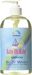 Rainbow Research Baby Scented Body Wash, 16 Fluid Ounce
