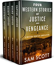 Western Stories of Justice and Vengeance Boxed Set: A Western Frontier Collection