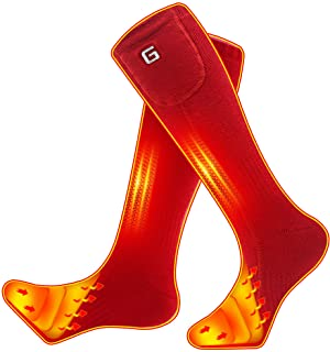 Daintymuse Battery Heated Socks for Men...