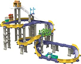 Chuggington StackTrack Brewster's Big City Adventure