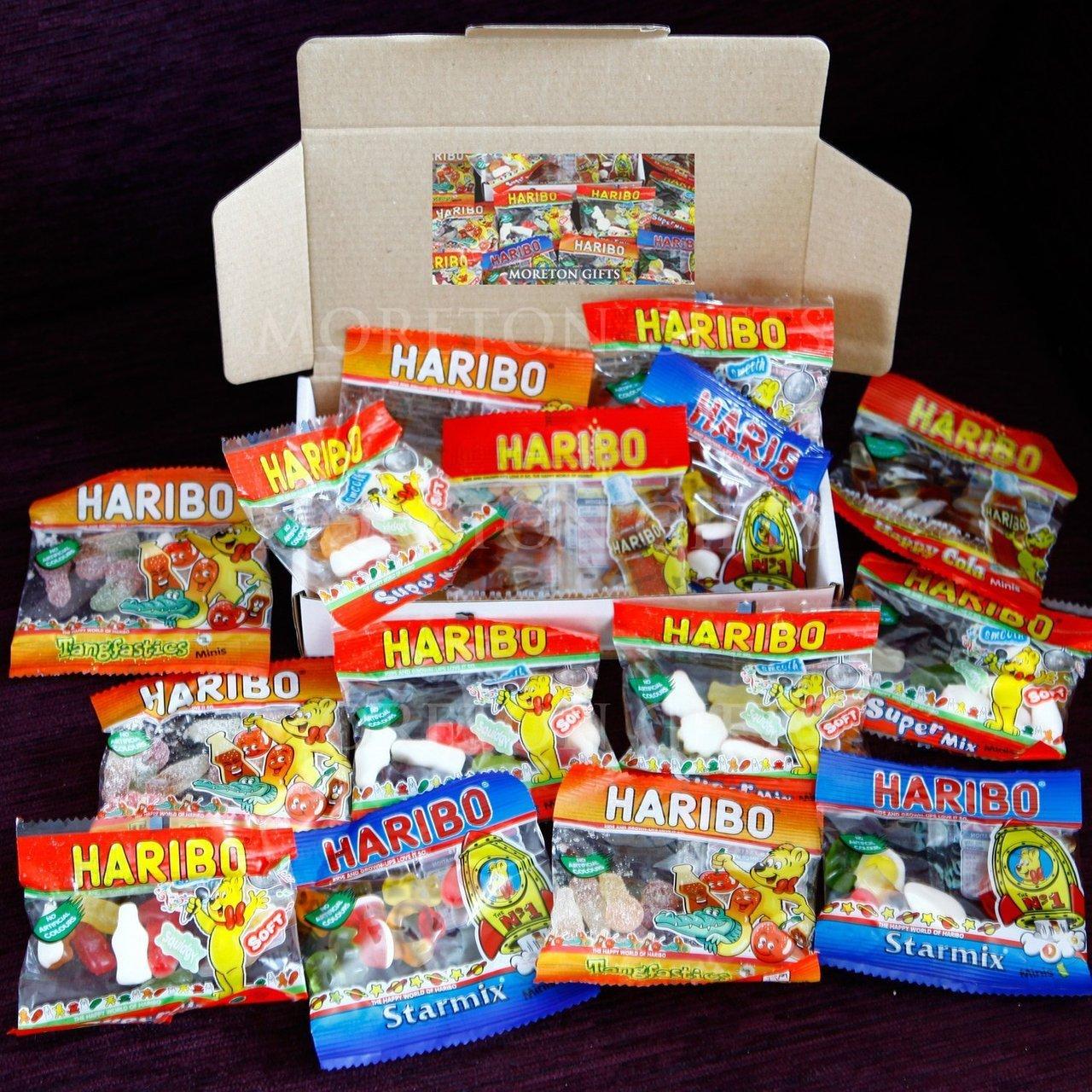 Bombing free shipping Haribo Mega Party Treat Box - By Birthday Idea Thank Gift You Max 61% OFF