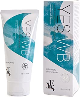 YES Lubricant Water Based 100ml - Organic Lubricant