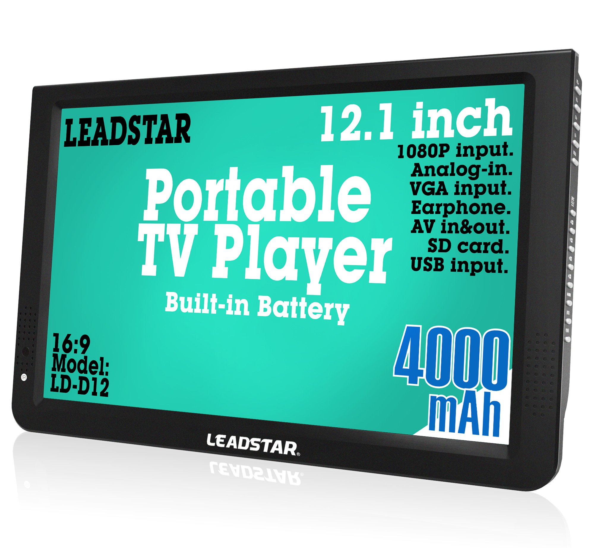 Portable Kitchen Built Television Multimedia LEADSTAR