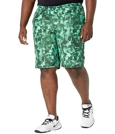 Nike Big Tall Cloud Dye Packable 11 Volley Shorts