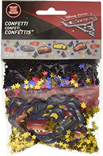 Cars 3 Value Pack Confetti
