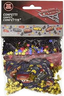Cars 3 Value Pack Confetti