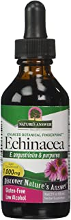 Nature's Answer Echinacea with Organic Alcohol, 2-Fluid Ounces
