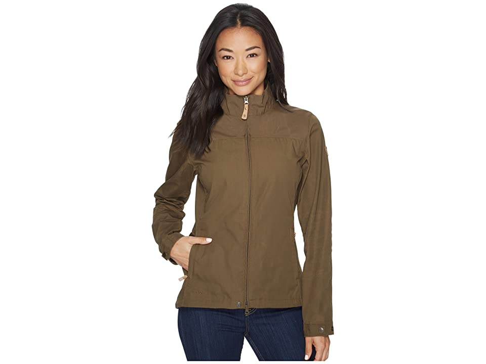 Fjallraven Kiruna Lite Jacket (Khaki) Women