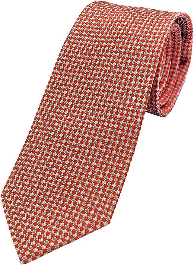 Corbatas fabricadas artesanalmente - Corbata Pietro Baldini - Corbata de hombre 100% seda natural