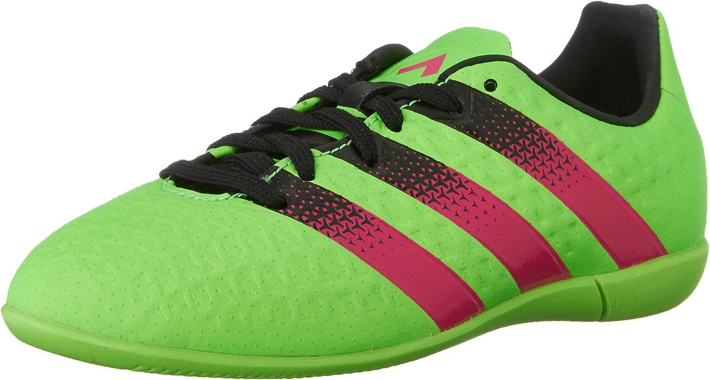 adidas Performance Ace 16.3 IN J Soccer Shoe (Little Kid/Big Kid)
