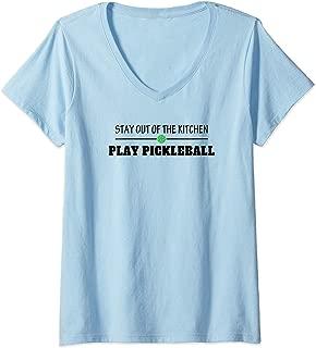 women's pickleball shirts