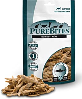 PureBites Freeze Dried Minnow Value Size Cat Treats