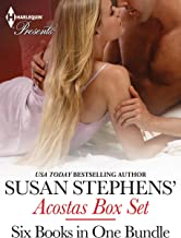 Susan Stephens' AcosTAS Bundle - 6 Book Box Set (The Acostas! 2)