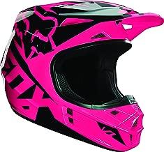 Fox Racing 2016 Race Men's V1 Motocross Motorcycle Helmet - Pink/X-Small