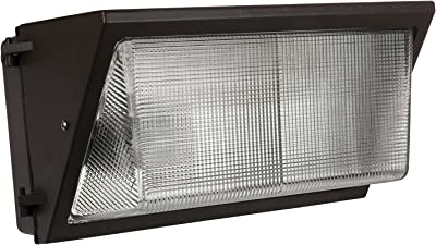 Sunlite 04941-SU WPL250MH/PS 250 Watt Metal Halide Large Wall Pack Fixture With Pulse Start